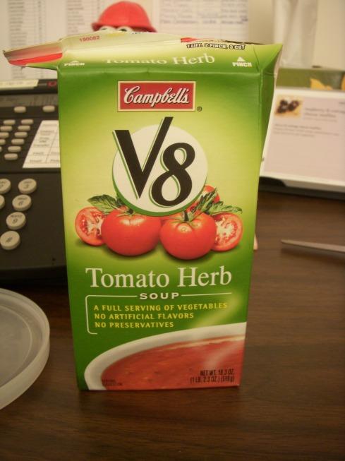 V8 Soup