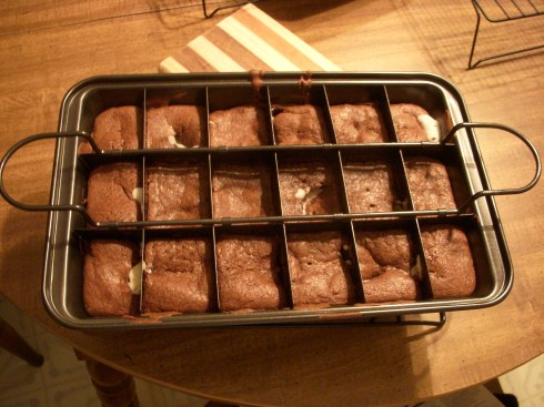 Perfect Brownie Pan