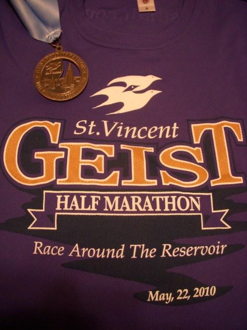 Geist Half Shirt