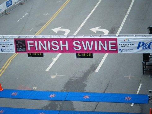 Finish Swine