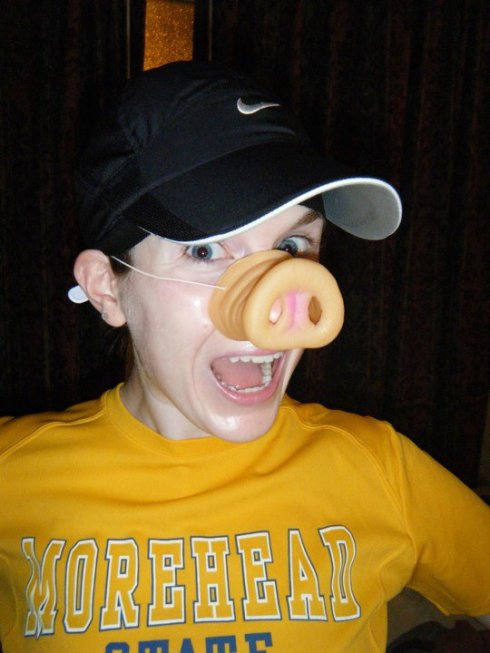 Pig Nose Erin