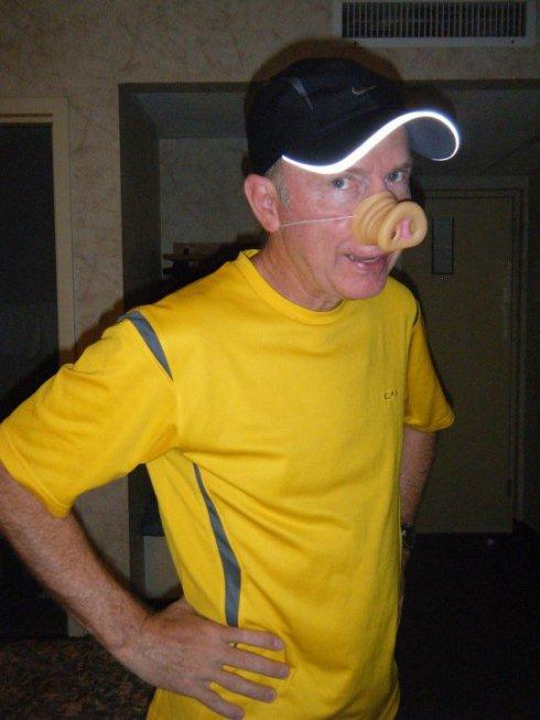 Pig Nose Dad