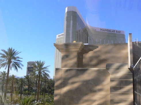 Luxor Room View