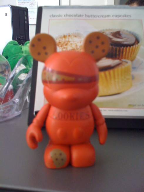 Cookie Jar Mickey
